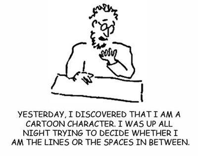 cartoon_character who am I