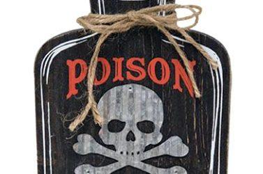 Glass of poison anyone…? Anyone…?